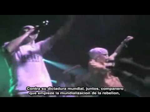 Keny Arkana - Jeunesse du monde (Subtitulado en español)