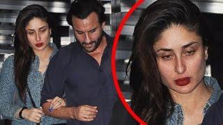 Kareena Kapoor CAUGHT DRUNK
