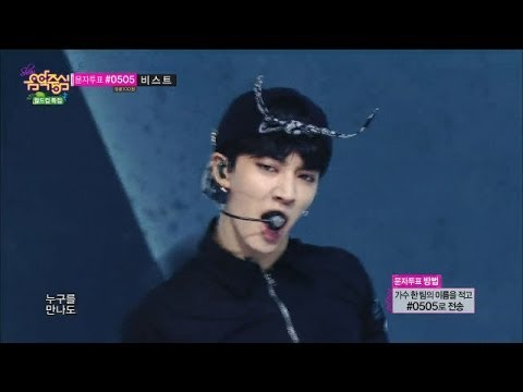 [comeback Stage] Beast - Good Luck 비스트 - Good Luck, Show Music Core 20140621 video
