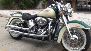 Used 2009 Harley Davidson Softail Deluxe Motorcycles for sale - Dunedin, FL