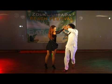 00100 ZLBF2016 Artistic Performance by Carla and Silvo ~ video by Zouk Soul