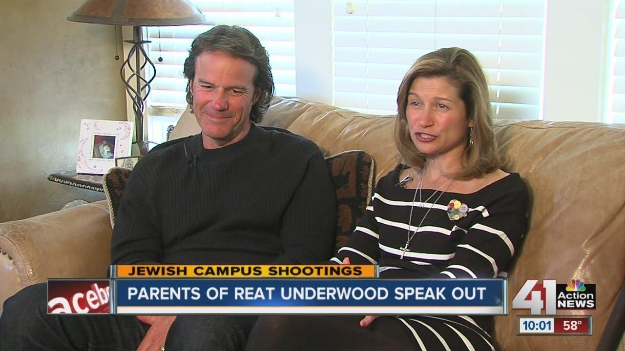 Reat Underwood Father Mom Dad of Reat Underwood