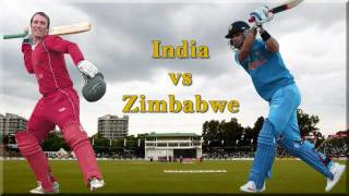 India vs Zimbabwe, 1st ODI: As it happened in Harare