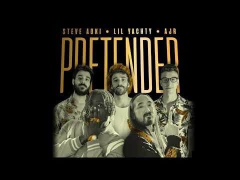 Steve Aoki - Pretender feat. Lil Yachty & AJR [Ultra Music]