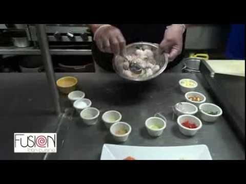MargateNews.net Fusion Latin Ceviche