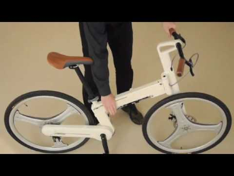 Why Design Now?: IF Mode Folding Bicycle