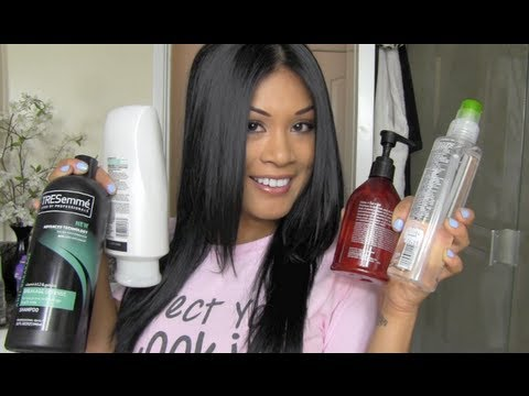 My Everyday Hair Products