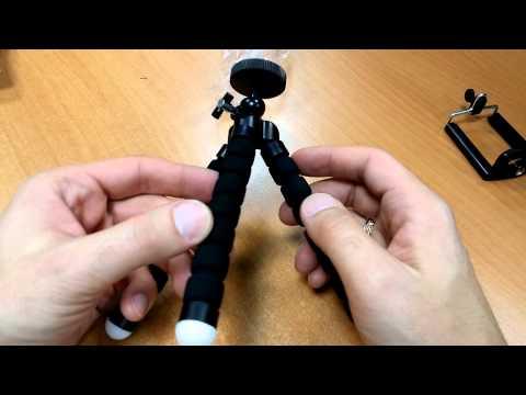 Штатив для фотоаппарата с алиэкспресс