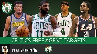 Celtics Free Agency Rumors: Top 5 Players The Boston Celtics Should Target In 2019 Free Agency