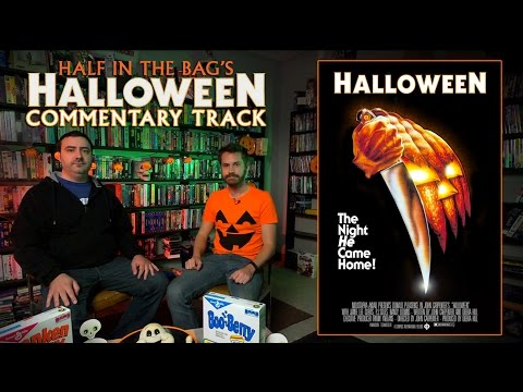 Halloween Commentary Track Available NOW!