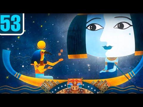 Волшебный фонарь - Корова Нут (По мотивам египетских мифов) Мультики для детей и взрослых  Серия  53