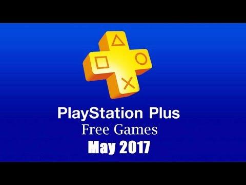PlayStation Plus Free Games - May 2017