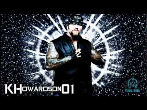 WWE: The Undertaker American Bad Ass Theme Song -