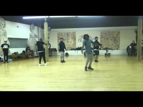 K Camp - Slum Anthem [Class Footage] @devin_solomon X @jimmy317_ Choreography