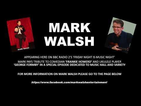 Mark Walsh Comedian and Ukulele Player Part 2