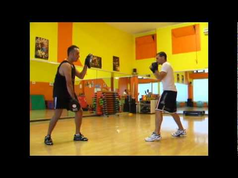 K.N.I.F.E. Jun Fan Kickboxing - Basics Boxing: Progression Nr. 1 Image 1