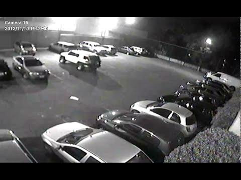 Ladrón de autos Los Palos Grandes, Venezuela.