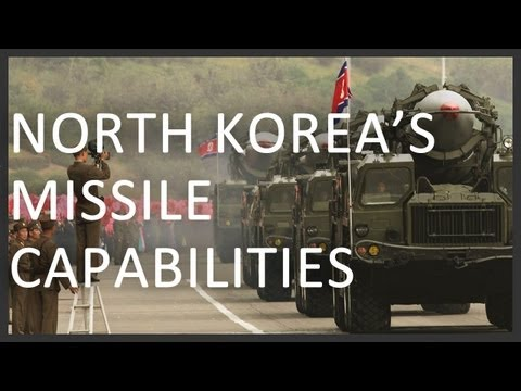North Korea's missile capabilities