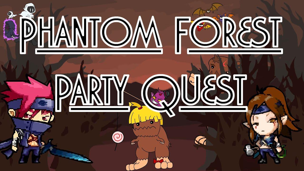 Maplestory Phantom Forest pq Phantom Forest pq