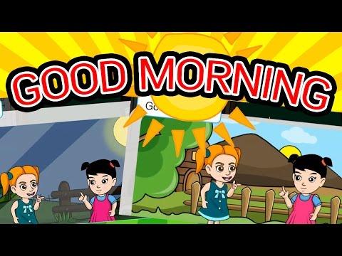 Good Morning - สื่อการเรียนการสอน ภาษาอังกฤษ ป.3