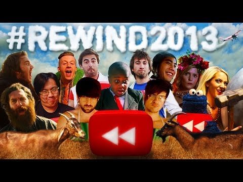 Lo mejor del 2013 en YOUTUBE. (VIDEO)