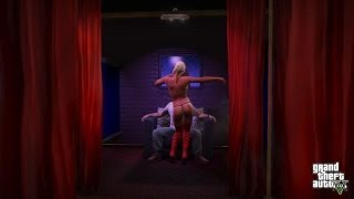 Grand Theft Auto 5 Strip Club