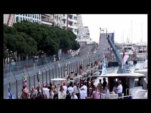 Monaco-Formula One-Formule 1-Practice Session 13.05.2010
