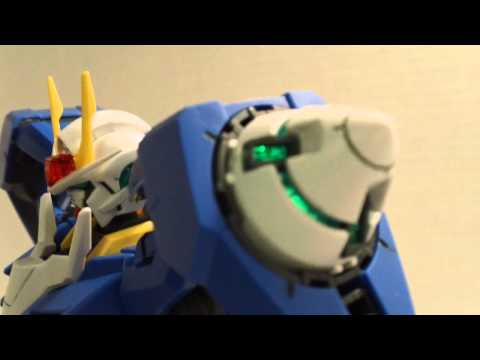Master Grade Gundam 00 Raiser Review