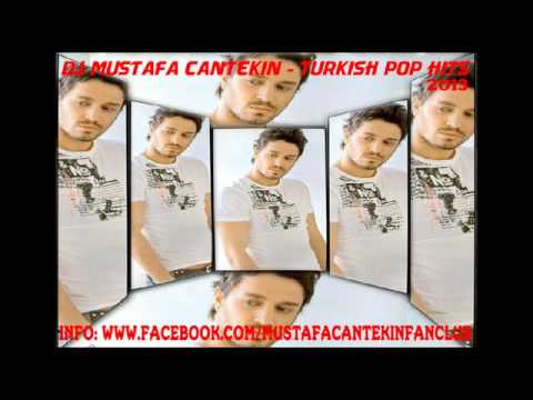 DJ Mustafa Cantekin - Turkish Pop Hits 2013 klip izle