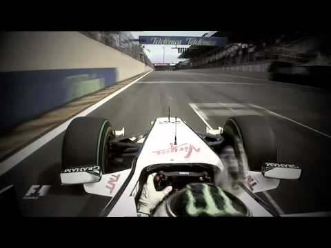Jenson Button 2009 - Written in the stars!