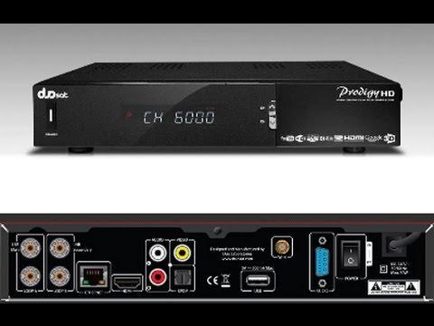 Duosat Prodigy HD   IPTV