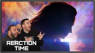 Dark Phoenix X-Men Trailer - Reaction Time!