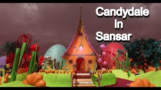 Visiting CANDYDALE | SANSAR
