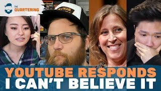 Youtube ACTUALLY Responds! You Won't Believe What They Said!