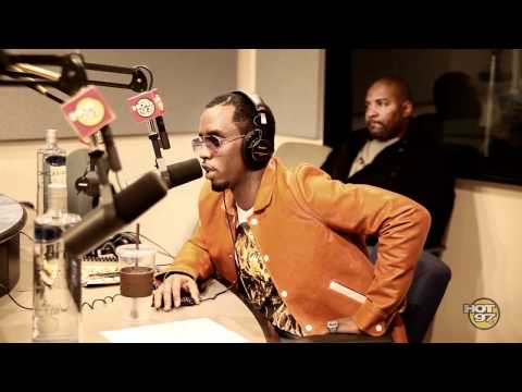P. Diddy talks to Flex about G Dep, His house Intruder, Jay-z&Forbes list&more...