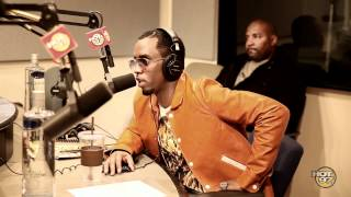 P. Diddy talks to Flex about G Dep, His house Intruder, Jay-z & Forbes list & more...