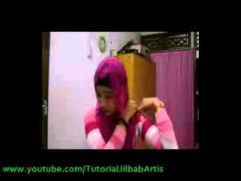 Belajar Kreasi Hijab Part 6 By PusvitAddict