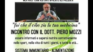 Conferenza Trissino 16-10-2015 Dr Piero Mozzi [solo audio]
