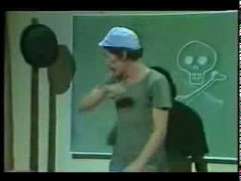Turma do Chaves - Enter Sadman - Metallica