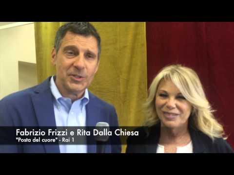 Fabrizio Frizzi e Rita Dalla Chiesa di nuovo insieme su Rai 1. TVZoom.it