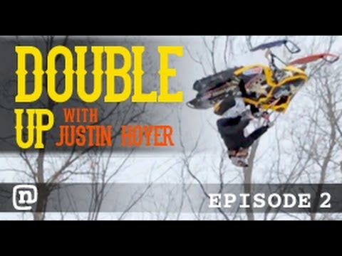 Justin Hoyer: Is A Double Backflip...