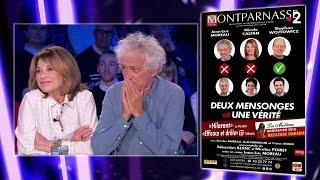 Nicole Calfan et Jean-Luc Moreau - On n'est pas couché 16 mars 2019 #ONPC