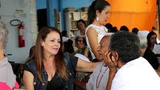 Voluntariado do Colégio Antônio Vieira - Visita ao Abrigo São Gabriel