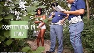 Nigerian Prostitutes in Italy
