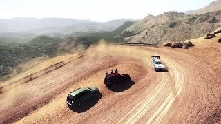 Dirt Rally - Pikes Peak Hill Climb - Peugeot 405 T16 - Climb Dance