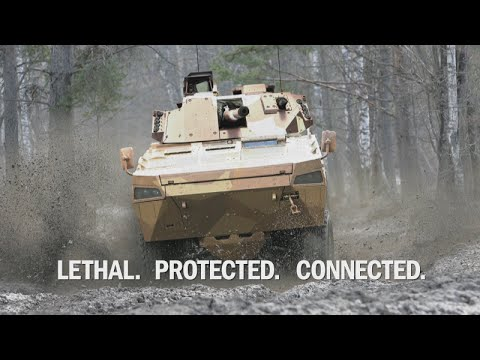 BAE Systems-Patria AMV35 for Land 400