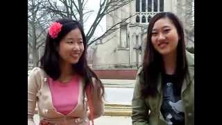 Ask Asian Girls: Do Asian Women like Black men? --Podblanc Comedy
