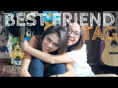 Best Friend Tag - Rani Ramadhany & Gloria Jessica