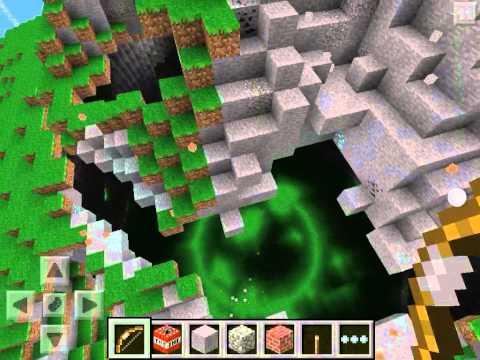MCPE Exploding Arrows Mod