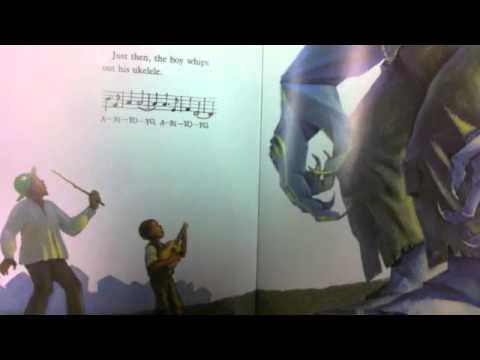ABIYOYO Book Trailer